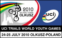 UCI Trials World Youth Games Olkusz 2010